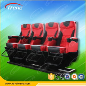 Attractive 12 Seats Mobile Trailer 7D Cinema Equipment in Europe pictures & photos