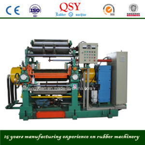 New Design Two Roll Rubber Mixing Mill Machine pictures & photos