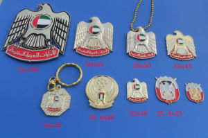 UAE Falcon Keychain Necklace Items for National Day Promotional Gifts pictures & photos