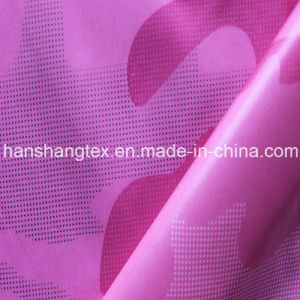 Printed Poly Taffeta Cloth for Children′s Wear (HS-C2009)