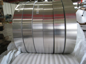 Aluminium Aluminum Strip Sheet for Air Cooling Fin Material pictures & photos