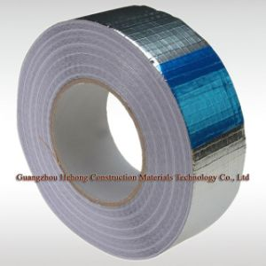 Fireproof Strengthened Aluminum Foil Tape pictures & photos