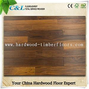 High Quality Acacia Engineered Wood Flooring