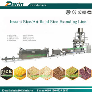 Automatic Artificial Rice Extruder Machinery