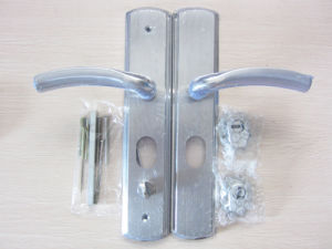 china sus304 stainless steel door lock gate lock an 6825 china stainless steel door lock handle for security door 846