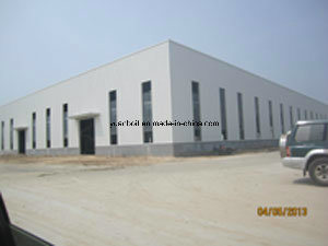 High Standard Quality of Steel Structure Warehouse