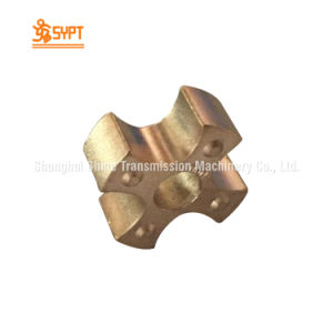 Cast Iron Flexible Jaw Coupling for General Shaft Connection (L035) pictures & photos