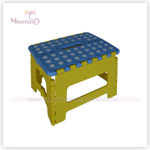 Sturdy Plastic Mixed Color Foldable Chair pictures & photos