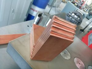 Audited Ce Busbar Ce Punch Bend Cut Machine pictures & photos