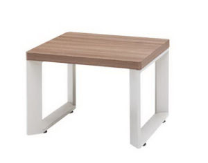 Wooden Melamine Office Coffee Table 0 6m Tea Desk Modern Furniture