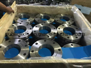 ANSI B16.5 A105 150lbs Carbon Steel Slip on Flange pictures & photos