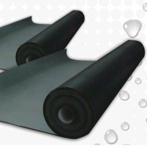 1.5mm Thickness EPDM Waterproof Rubber Membrane for Roof/ Planting Roof /Basement /Underlayment with ISO pictures & photos