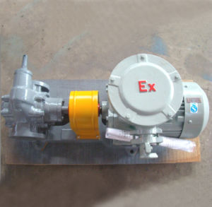 with Anti-Explosion Motor KCB Gear Pump