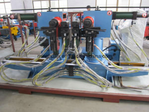 Ce Approved Double Head Tube Bending Machine Sw50A pictures & photos