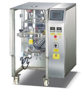 Automatic Vertical Form Fill Seal Packing Machine for Food with CE Certificate