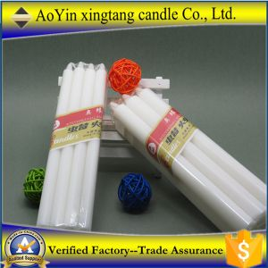 Save 20% Cheap White Wax Stick Candle Made in China pictures & photos