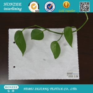 Hot Sale Cotton Interlining Fusible Interlining for Collar
