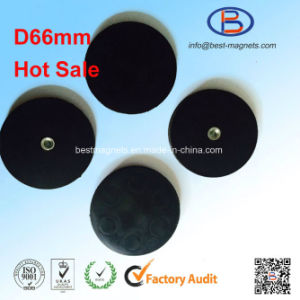Direct Factory Original Supplier of Rubber Coated Pot Magnet Gripper Hot Sale