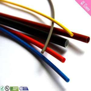 Good Abrasion Resistance Extruded Silicone Rubber Tube pictures & photos