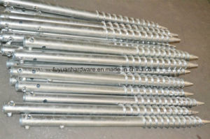 Krinner Type Construction and Building Used Ground Screw pictures & photos