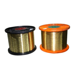 Brass-Coated Hose Wire, Steel Wire 0.28mm for Hose Hydraulic Tubing pictures & photos