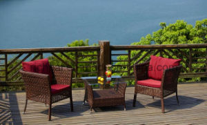 Wicker and Rattan Outdoor Furniture (RRS006)