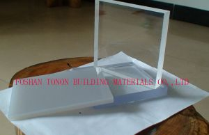 5mm Clear Polycarbonate Solid Sheet for Canopy (Tonon0723)