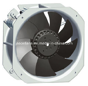 220*220*80.5mm High Volume Small Axial Fan (FJ22082MABTS) pictures & photos