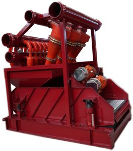 Oil Drilling and Mud Cleaning Equipment Mud Cleaner