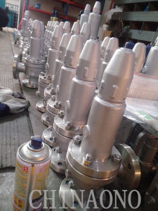ANSI Adjusting Stainless Steel Safety Valve with Flange pictures & photos
