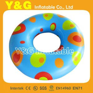 Color Inflatable Swim Ring (GW128)