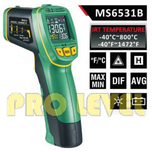 Pfofessional Accurate Non-Contact Infrared Thermometer (MS6531B) pictures & photos