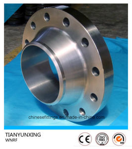 A105 Wnrf Carbon Steel Welding Neck Flanges pictures & photos