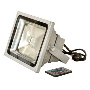 Changeable LED Landscpe Flood Light with CE RoHS FCC (SU-FL-10W) pictures & photos