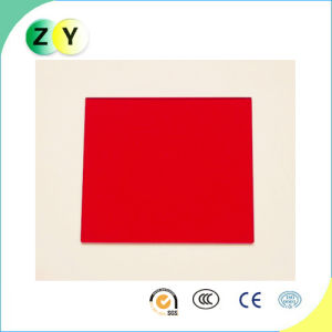 Optical Photo Filter, Red Glass, Rg715