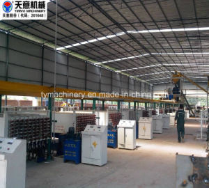 2016 New Type Light Weight Precast Concrete Wall Panels Making Machine pictures & photos