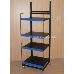 4 Tier Rollable Display Shelf (PHY393) pictures & photos