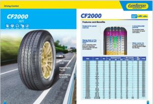 265/70r16 Car Tyre Highway Application. SUV Tyre for H/T pictures & photos