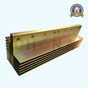 Customized Aluminum Extruded Heat Sink pictures & photos