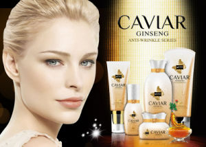Gensing Caviar Anti-Wrinkle Cleaning & Brightening Eye Cream pictures & photos