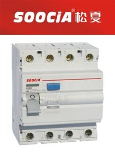 RCCB Residual Current Circuit Breaker Hg 4p