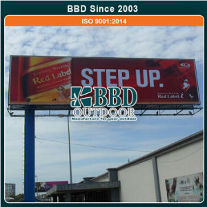 China Outdoor Advertising Use Steel Sign Custom