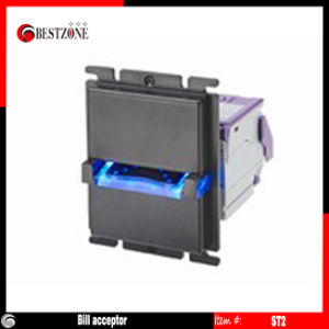 Bill Acceptor or Bill Selector for Vending Machines (ST2)