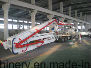 52m Concrete Pump with Boom pictures & photos