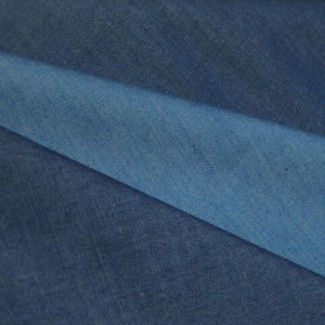 Cotton Spandex Denim Fabric for Jeans pictures & photos