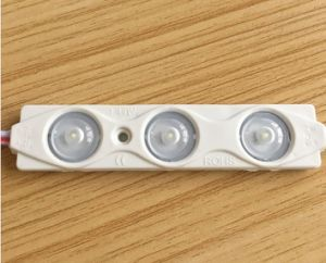 High Brightness 3PCS SMD 2835 Injection LED Module for Box Signs pictures & photos