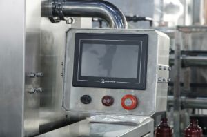 Mzh-F Fully Automatic Liquid Shampoo Filling Machine pictures & photos