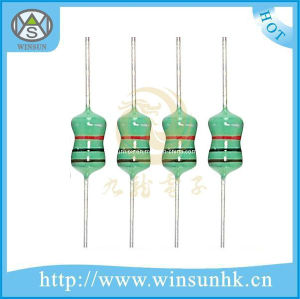 Ws-LGA Type Fixed Color Code Axial Inductor