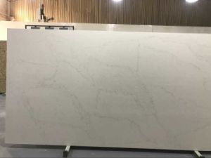 Artificial Quartz Stone Surface for Kitchen Countertop pictures & photos
