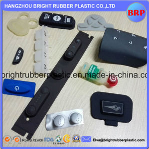 Customized China Silicone Rubber Keypad pictures & photos